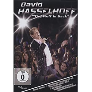 David Hasselhoff - The Hoff is Back