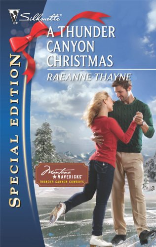 Image of A Thunder Canyon Christmas (Silhouette Special Edition)