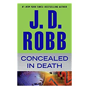 Concealed in Death by J.D. Robb