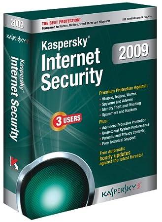 Kaspersky Internet Security 2009 (3 User)