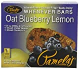 Pamela's Products Wheat Free & Gluten Free  Whenever Bars Oat Blueberry Lemon, 5 Count Box, 7.05-Ounce (Pack of 6)