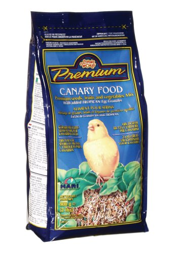 Living World Premium Canary Mix, 2 Pounds