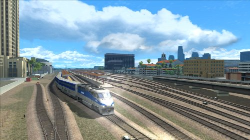 Train Simulator 2014 - Pacific Surfliner LA - San Diego Route Steam Code screenshot
