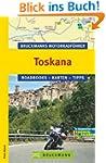 Bruckmanns Motorradf�hrer Toskana: Ro...