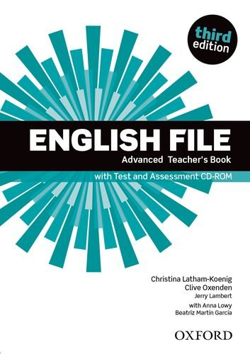 English File Advanced: Test and Assessment CD-ROM (3rd ed.)