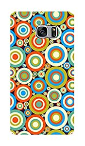 ZAPCASE PRINTED BACK COVER FOR SAMSUNG GALAXY S7
