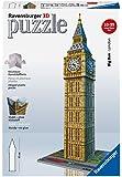 Ravensburger - 12554 - Puzzle 3D Building - 216 Pièces - Big Ben