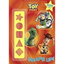 Shape Up! (Disney/Pixar Toy Story) (Color Plus Stencil)