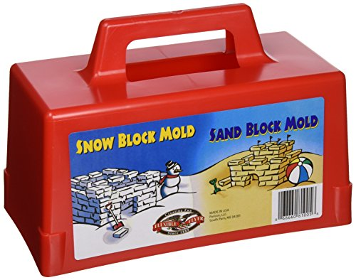 Great Deal! Flexible Flyer Snow Block, colors may vary