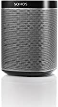 SONOS PLAY:1 Compact Wireless Speaker for Streaming Music (Black)