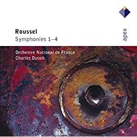 Roussel : Symphony No.4 in A major Op.53 : III Allegro scherzando
