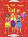 Parties (Sticker Dolly Dressing) Fiona Watt