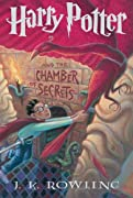 Harry Potter and the Chamber of Secrets by J. K. Rowling cover image