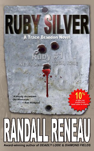 Ruby Silver by Randall Reneau ebook deal