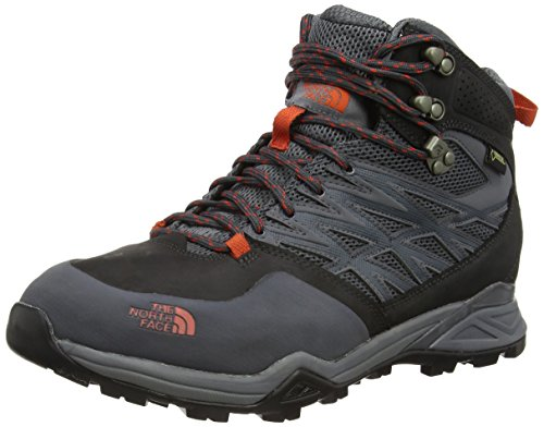 the-north-face-hedgehog-hike-gtx-mid-chaussures-bebe-marche-homme-gris-grey-dark-shadow-grey-zion-or