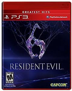 Resident Evil 6 - Playstation 3