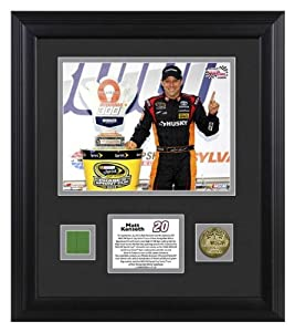 Matt Kenseth 2013 Sylvania 300 Framed 8