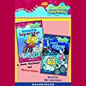 SpongeBob SquarePants: Chapter Books 5 & 6 Audiobook by Annie Auerbach, Steven Banks Narrated by Doug Lawrence