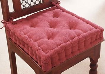 1 coussin d 39 appoint pour chaise cuisine chaise cuisine maison m483. Black Bedroom Furniture Sets. Home Design Ideas