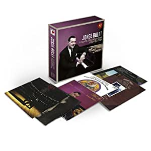 Jorge Bolet: The complete RCA and CBS album collection