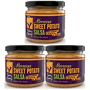 Amazon.com: Sweet Potato Salsa, Moroccan ~ 3 Jars ~ Best ...
