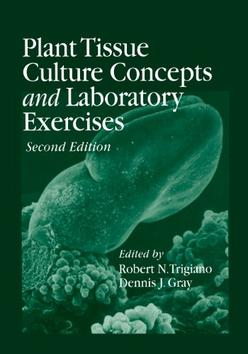 Plant Tissue Culture Concepts and Laboratory Exercises,...