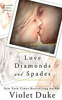 Love, Diamonds, And Spades by Violet Duke ebook deal