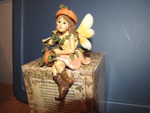Boyds Autumn L. Faeriefrost Wee Folkstones mint in box by Boyds Bears (Boyds Resin Figures compare prices)