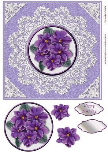 napperon-en-dentelle-violette-africaine-sur-une-carte-par-robyn-cockburn