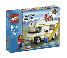 LEGO City Camper 7639