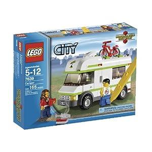 LEGO City Camper (7639)