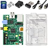 Raspberry Pi Complete Starter Kit -- [Model B - 512 MB]