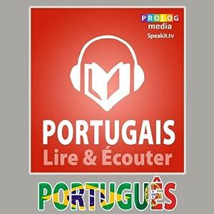 Portugais: Guide de conversation [Portuguese: Phrasebook] Audiobook