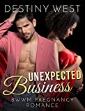 ROMANCE: Interracial Romance BWWM: Unexpected Business (African American Pregnancy Romance Short Stories) (BBW Fun Contemporary Multicultural Mature Young Adult Love and Romance Books)
