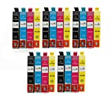 20 XL Colourdirect Ink cartridges for Epson Stylus S22 SX125 SX130 SX230 SX235W SX420W SX425W SX430W SX435W SX438W SX440W SX445W BX305F BX305FW Printers