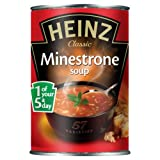 Heinz Classic Minestrone Soup 400 g (Pack of 24)