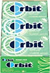 Orbit Sweetmint Sugarfree Gum, 14-Pie…