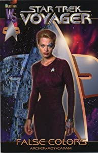 False colors (Star Trek voyager) by Nathan Archer