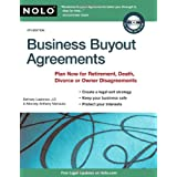 Business Buyout Agreements: Plan Now for Retirement, Death, Divorce or Owner Disagreements ~ Anthony Mancuso