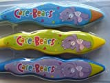 Care Bears Childrens Soft Bristle Toothbrushes, 3 Pack