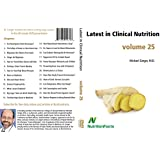 Latest in Clinical Nutrition volume 25