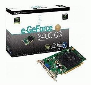 EVGA nVidia GeForce 8400GS 512MB DVI/HDTV PCI-Express Video Card