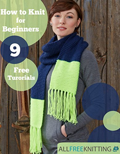 How to Knit for Beginners: 9 Free Tutorials (Free Crochet Ebooks compare prices)