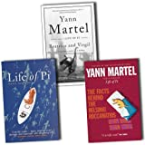 Yann Martel Yann Martel Collection 3 Books Set Pack RRP: £26.97 (Life of Pi, Beatrice and Virgil, The Facts Behind the Helsinki Roccamatios)