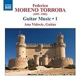 モレノ・トローバ:ギター作品集 第1集