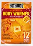 Hothands Adhesive Body Warmer - 8 pack