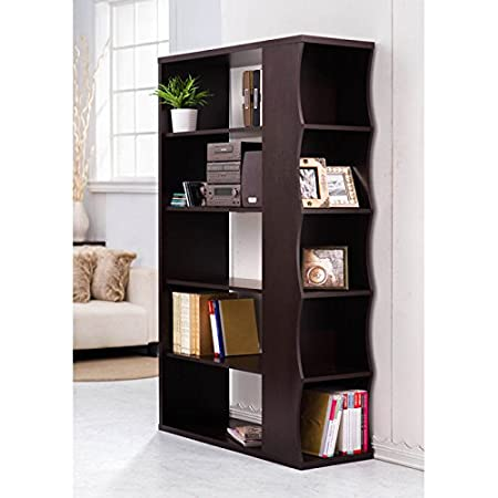Spacian Multi-Functional Storage Bookcase