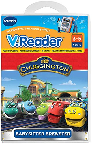 VTech - V.Reader Software - Chuggington - 1