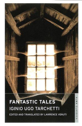 The Fantastic Tales (Alma Classics)