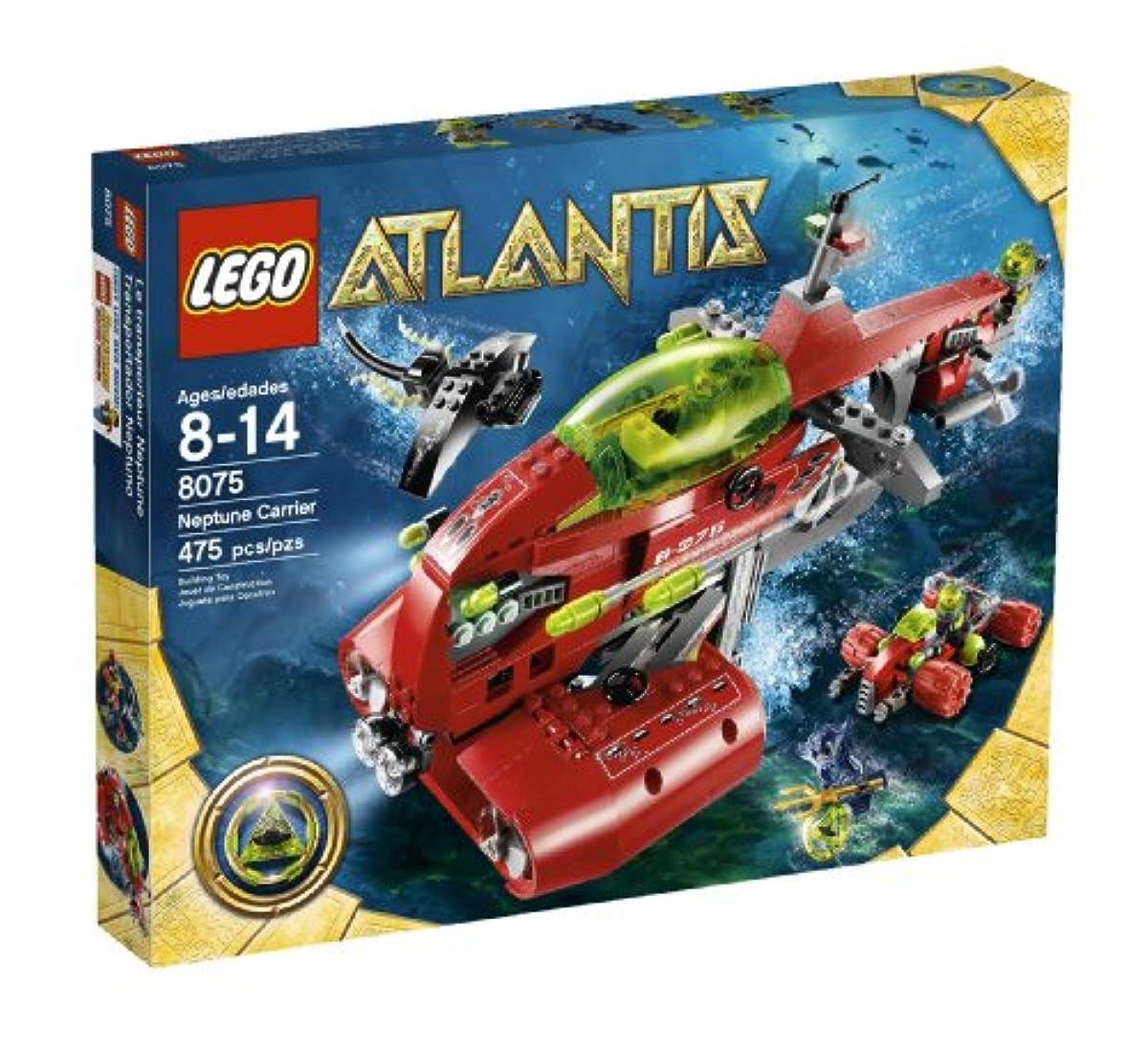 [해외] LEGO ATLANTIS NEPTUNE CARRIER (8075)